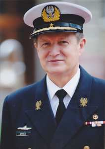 Контраадмирал Чеслав Дърч