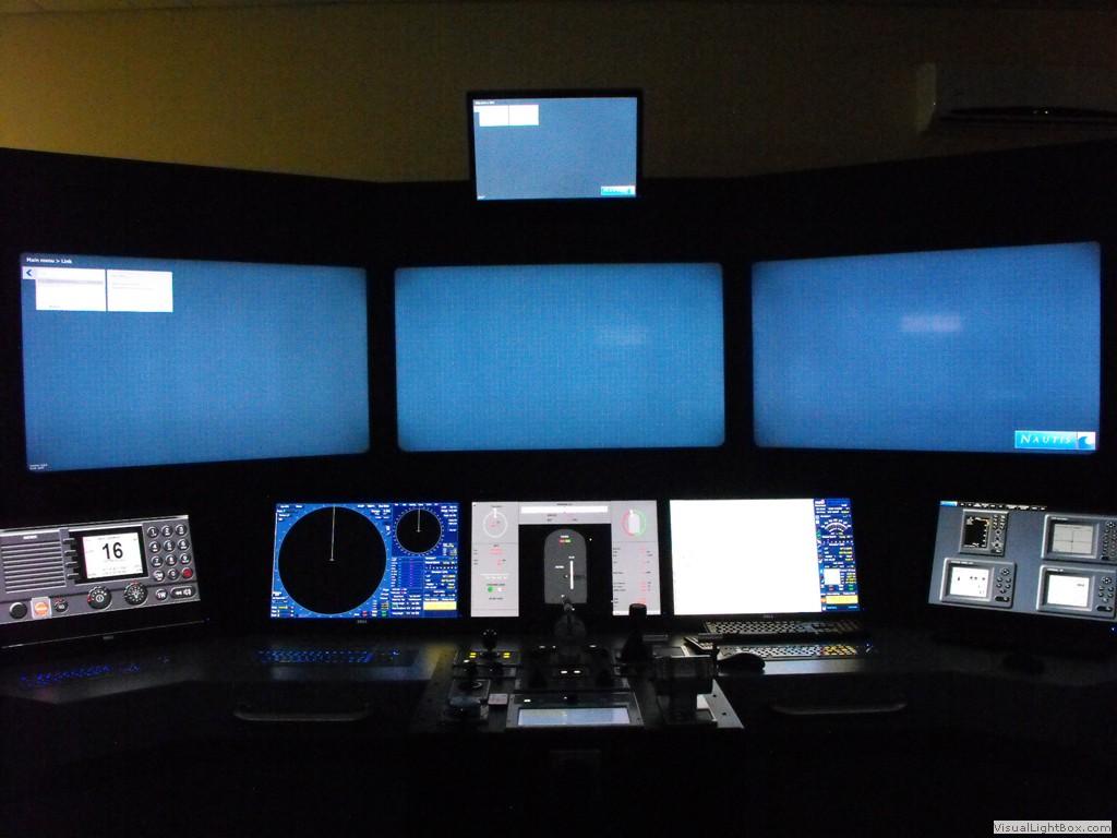 """Лабораторията за анализ и повишаване на ефективността на корабен пропулсивен комплекс """"NAVYSIM BRIDGE"""""""