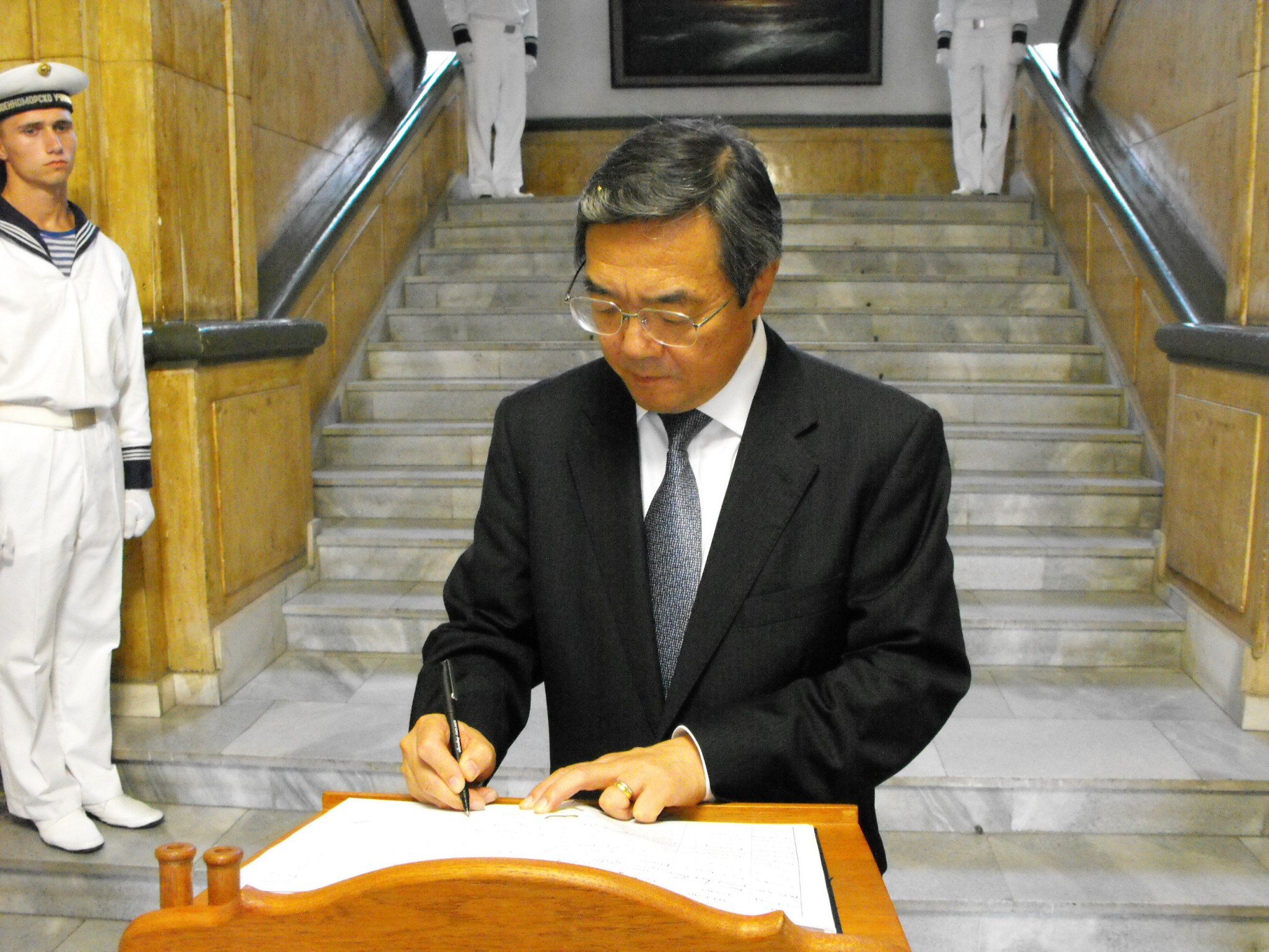 Mr. Koji Sekimizu Secretary-General of IMO