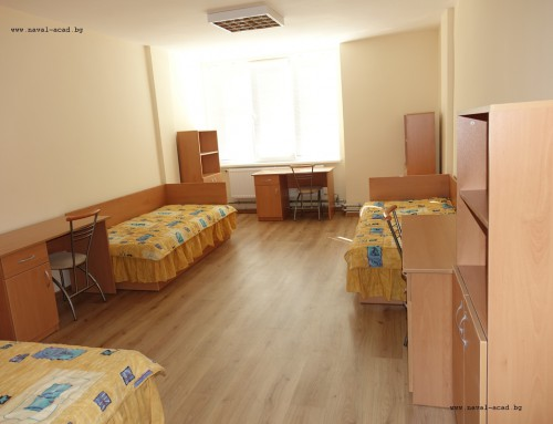 "ВВМУ ""Н. Й. Вапцаров"" откри изцяло реновирано студентско общежитие"