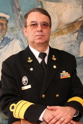 (Superintendent (Rector) Rear Adm. Prof. Ph.D. Vergil Chitac