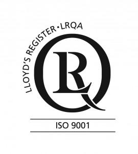 ISO 9001 Roundel