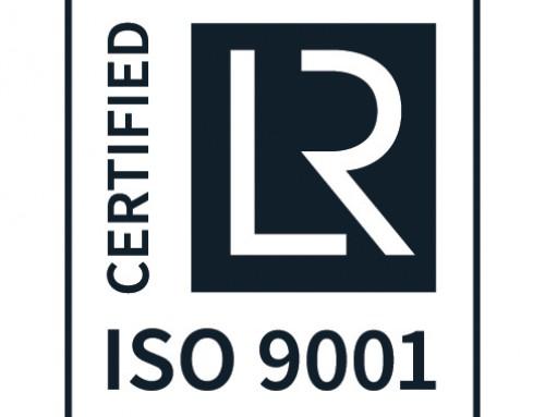 Сертифициране на ВВМУ по стандарт ISO 9001:2015