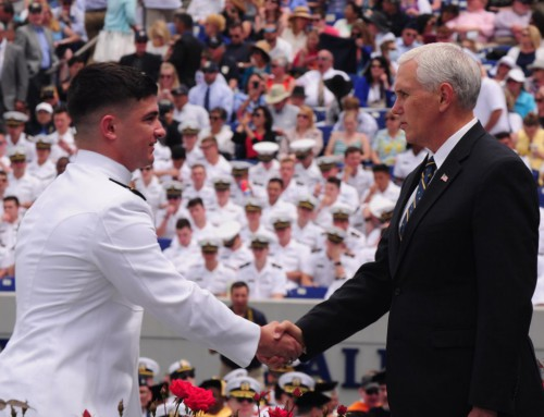 NVNA cadet successfully graduates US Naval Academy