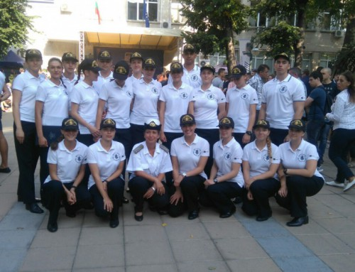 Бъдещите военни медици присъстваха на откриването на академичната година в Медицински университет