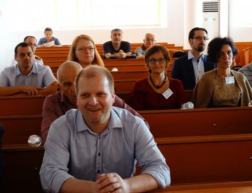 """Във ВВМУ """"Н. Й. Вапцаров"""" се проведе форум свързан с добива на морски газови хидрати"""