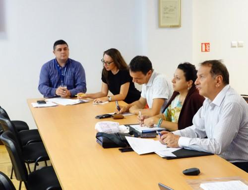 Заседание на работна група за създаване на Общински център за управление при кризи