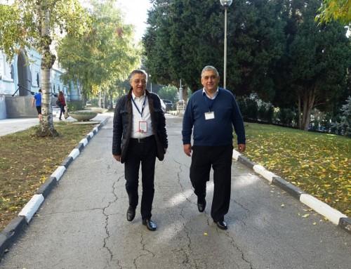 """Професор Корнел Панайт посети ВВМУ """"Н. Й. Вапцаров"""""""