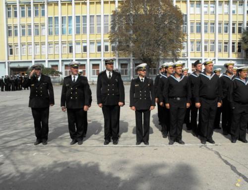 """10 години от основаването на Професионалния старшински колеж към ВВМУ """"Н. Й. Вапцаров"""""""