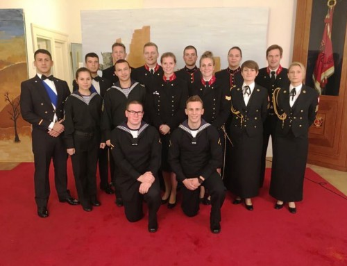 Курсанти посетиха Кралския военноморски колеж в Нидерландия