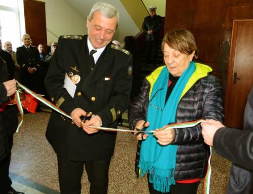 """Беше открит реновиран кабинет във ВВМУ """"Н. Й. Вапцаров"""""""