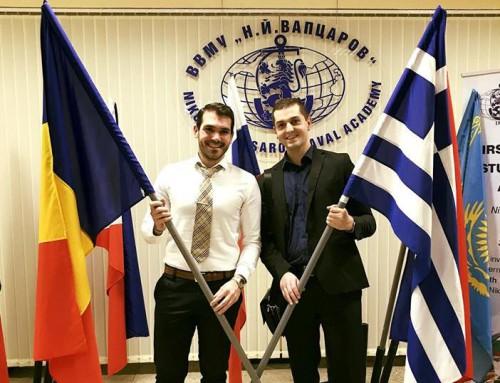 """Първа официална среща на чуждестранните студенти във ВВМУ """"Н. Й. Вапцаров"""""""