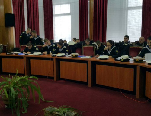 "Курсантско-студентска научна конференция в НВУ ""Васил Левски"""