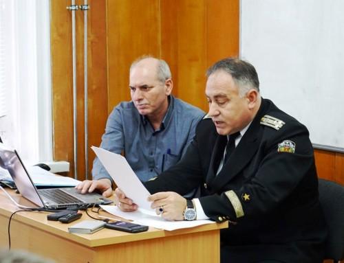 """Отчетно събрание на УВСК към ВВМУ """"Н. Й. Вапцаров"""""""
