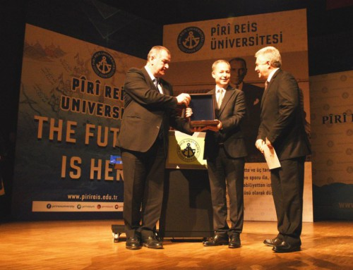 """10 години от основаването на Университета """"Пири Рейс"""""""