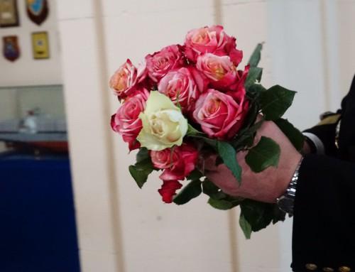 Рози за дамите в навечерието на 8-и март