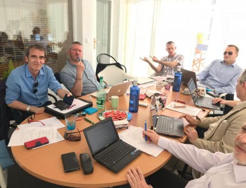 """Партньорска среща по международен проект на програма """"Еразъм"""""""