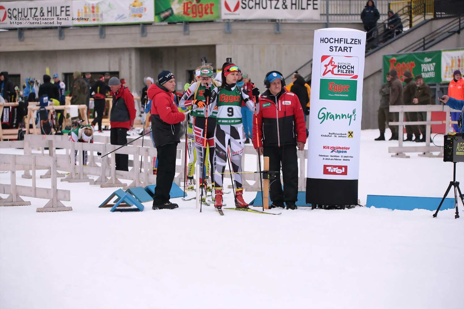 54th WORLD MILITARY SKIING CHAMPIONSHIP