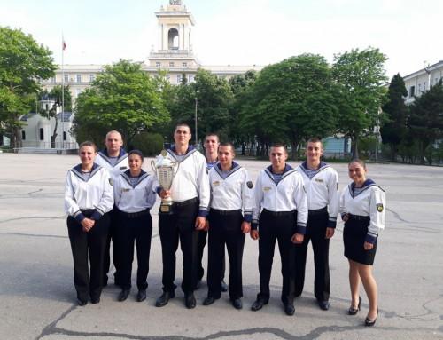 Наградиха екипажа победител от междуекипажните състезания