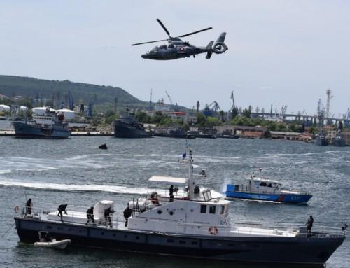 Лекциите по морска сигурност продължават