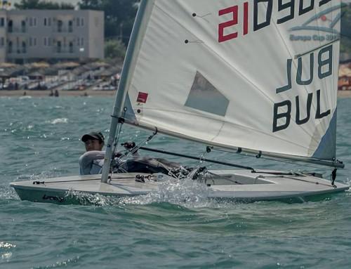 Студентка от Морско училище – на Европейска купа по ветроходство