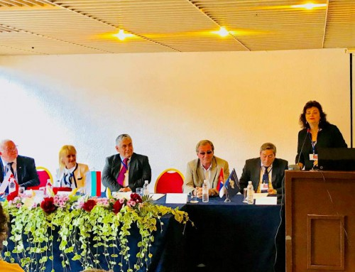 "Представители на ВВМУ ""Н. Й. Вапцаров"" участваха в научна конференция с международно участие"
