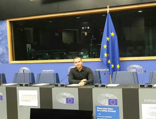 Курсант се завърна от Европейско младежко събитие – 2018