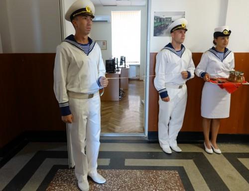 Заместник-министър открива нов симулатор в Морско училище