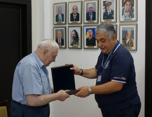 Михаил Йонов навърши 70 години