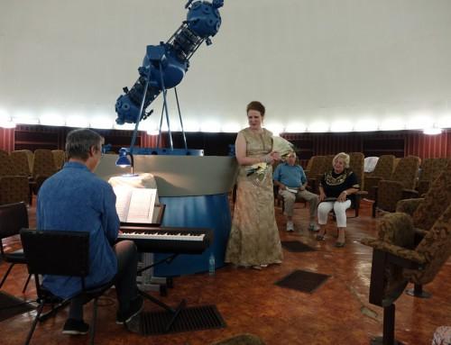 Оперен концерт в Планетариума