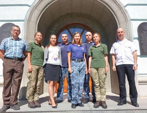 Завърши курс по програмата на НАТО DEEP – Ukraine