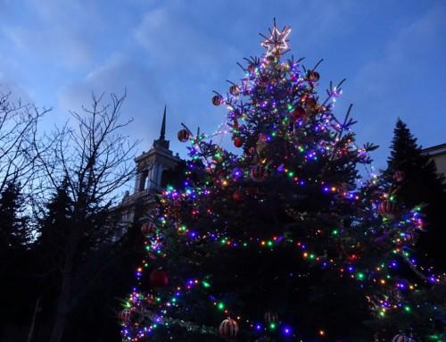 """Коледният дух завладя всички служители и обучаеми от ВВМУ """"Н. Й. Вапцаров"""""""