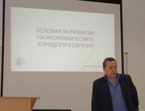 """Академичният състав на ВВМУ """"Н. Й. Вапцаров"""" се увеличи с още един доцент"""