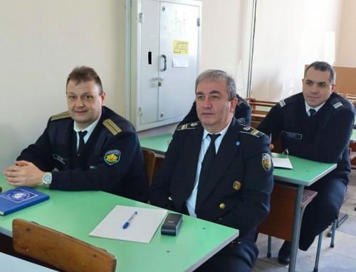 Курс за подготовка на флагмански старшини
