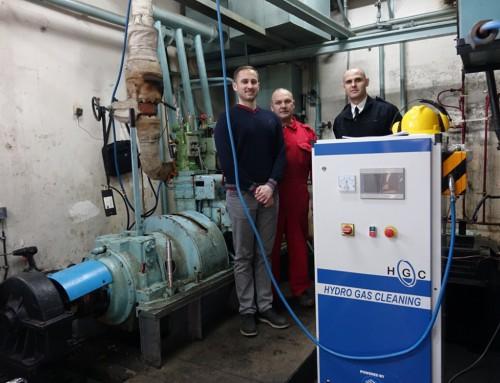Стартираха тестови изпитания с оксиводороден генератор