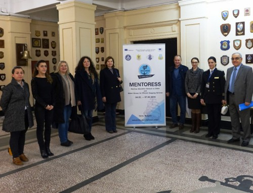 Проект MENTORESS – жените в морските професии