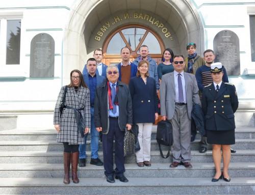 Проект MENTORESS – обучителен курс за жените в морските професии