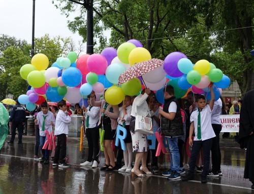 """ВВМУ """"Н. Й. Вапцаров"""" се включи в шествието за 24 май"""
