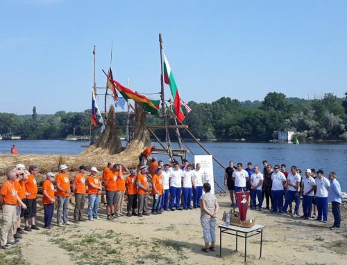 """ВВМУ """"Н. Й. Вапцаров"""" се включи в строеж на тръстиков кораб за изследователска експедиция"""