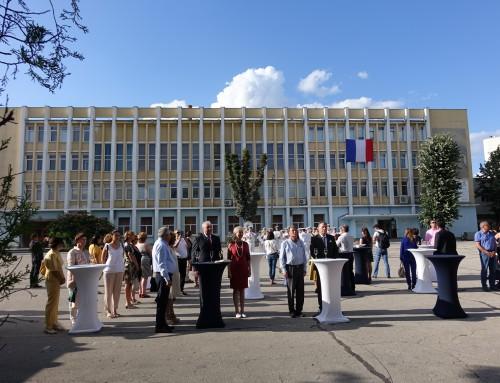 Във ВВМУ бе отбелязан Националният празник на Франция