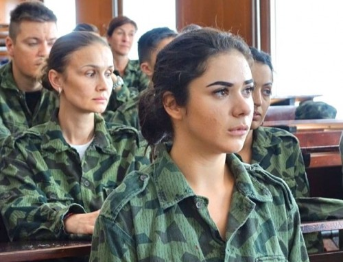 "Стартира курс ""Начална военна подготовка"""