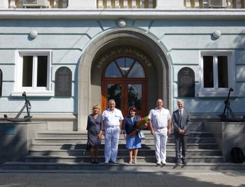 """Банка ДСК прояви интерес към ВВМУ """"Н. Й. Вапцаров"""""""