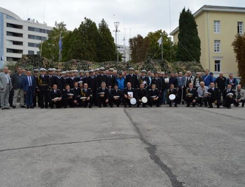 Военноморско училище – домакин на празника на Свързочни войски