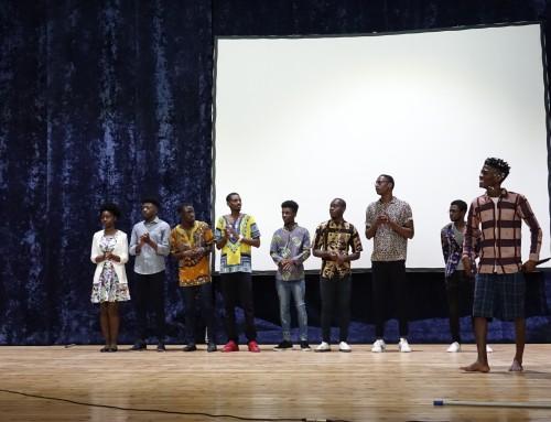 Студенти от Морско училище отбелязаха празника на Ангола
