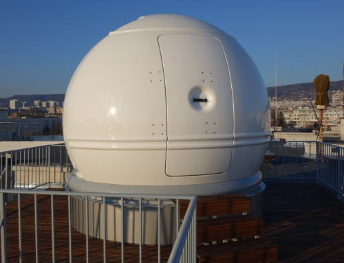 Naval Academy opens its own Astronomical Observatory