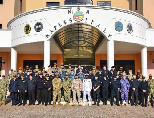 Директорът на Старшинския колеж към Морско училище взе участие в симпозиум в Неапол