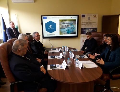 Еврокомисар Мария Габриел участва в работна среща