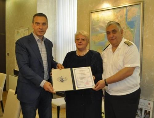 Морско училище и Професионалната гимназия по корабоплаване в Бургас ще си сътрудничат в образователния процес