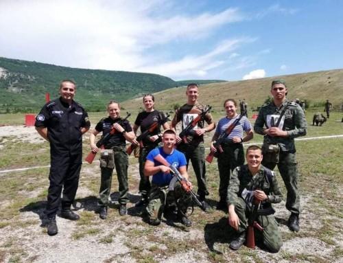 Морско училище със златни медали от Държавния военен шампионат
