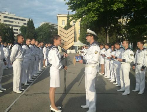 Курсантски бал в Морско училище